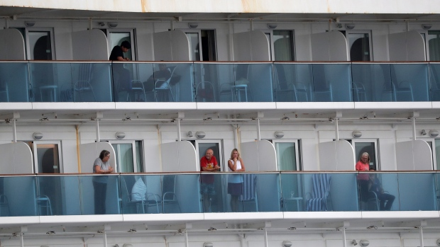 North Van couple stuck on cruise ship hopes for help from Ottawa