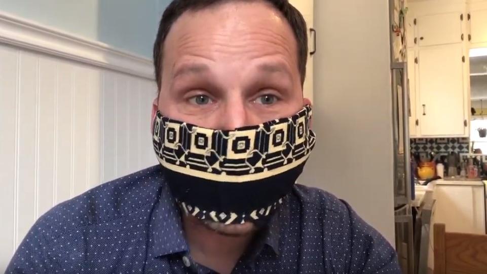 ryan meili mask ndp covid-19
