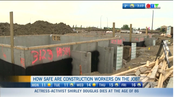 Construction industry, physical distancing