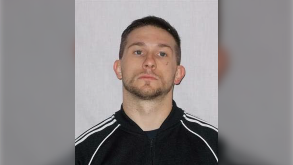 Paul Quesnel, 29, is wanted by ROPE