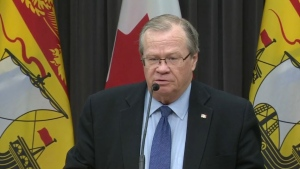 """The virus moves at its own relentless pace,"" New Brunswick Health Minister Ted Flemming said. ""We have to be ahead of that."""