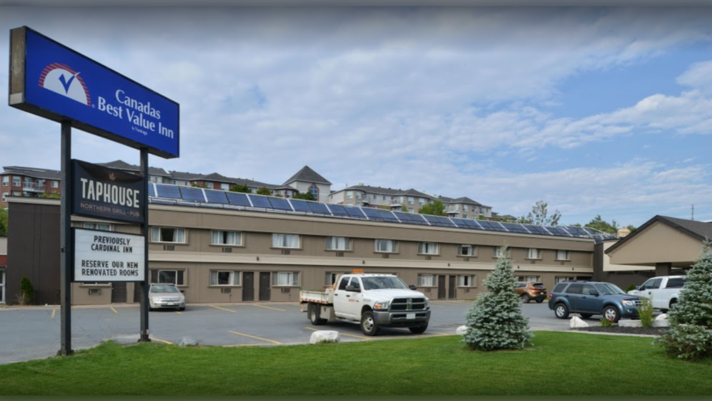 Canada's Best Value Inn Sudbury