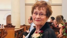 Bernice Fiala died in hospital with COVID-19.