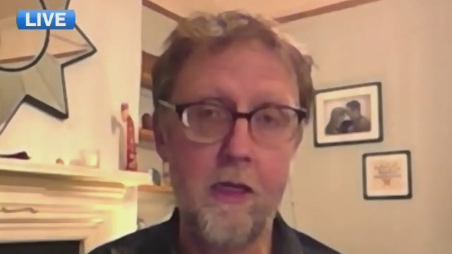 Political science professor at Birmingham University, Scott Lucas,