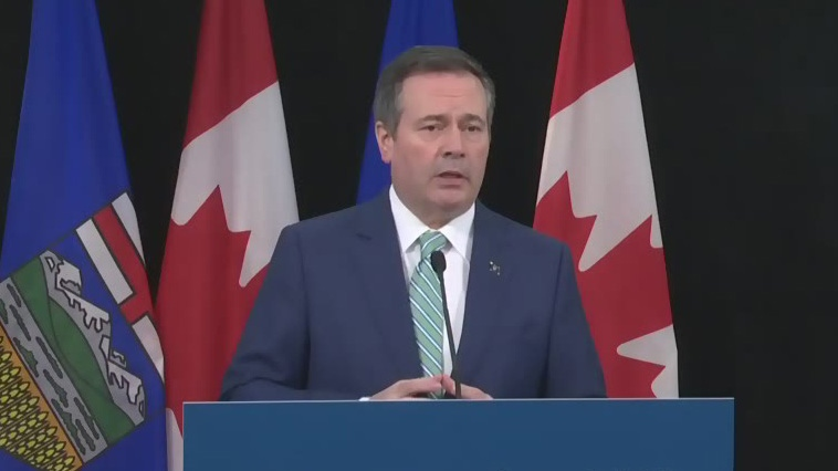 Kenney to Albertans: 'Brace yourself'