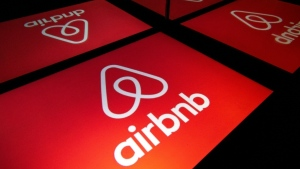 Airbnb said it will focus particularly on long-term stays, from students needing housing to remote workers. (AFP)