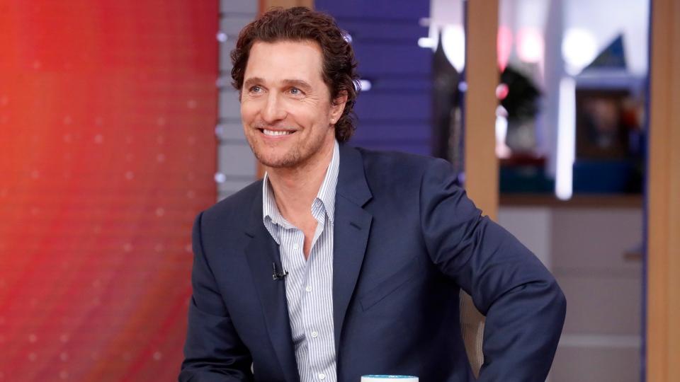 Matthew McConaughey