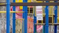 Calgary playground