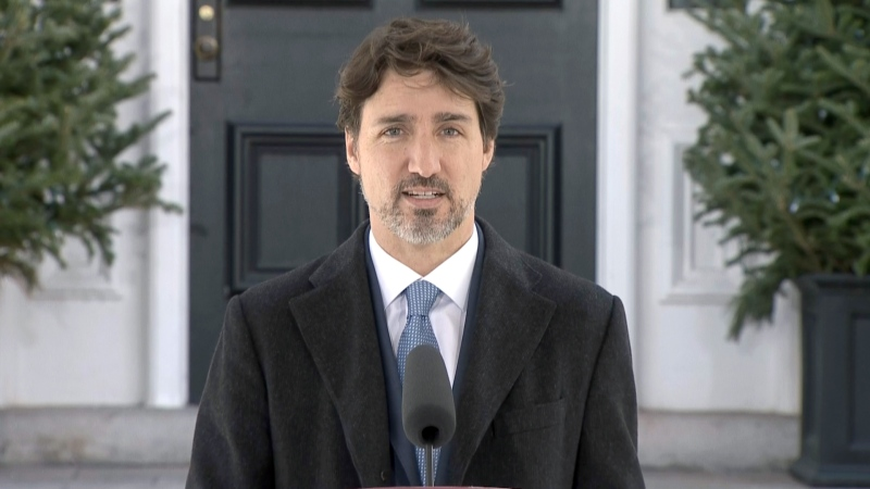 PM Trudeau on deal for 30,000 ventilators