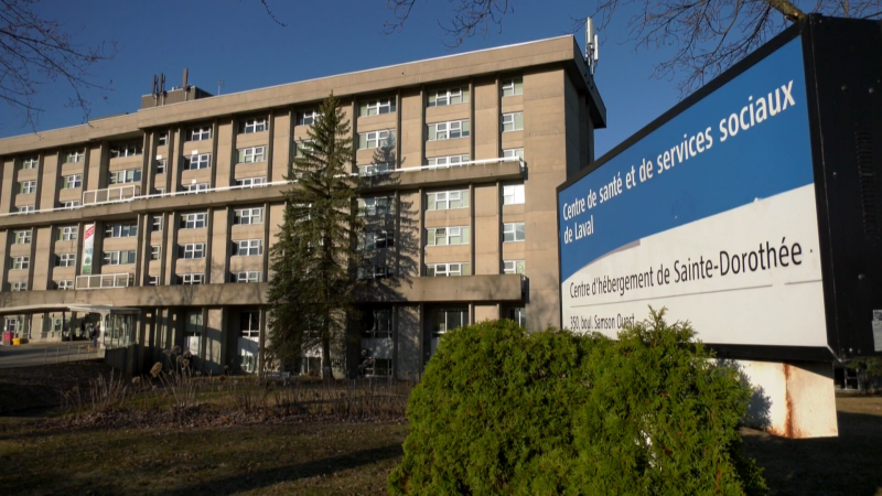 A Quebec union has filed a complaint after it found out staff at a long-term care home were not given any protective gear until last weekend.