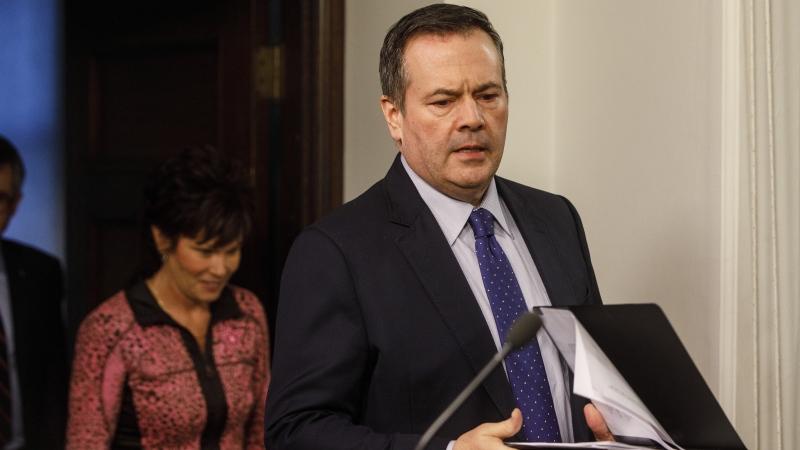 Premier Kenney to address Albertans