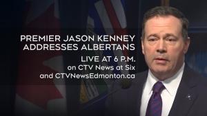 Jason Kenney Address