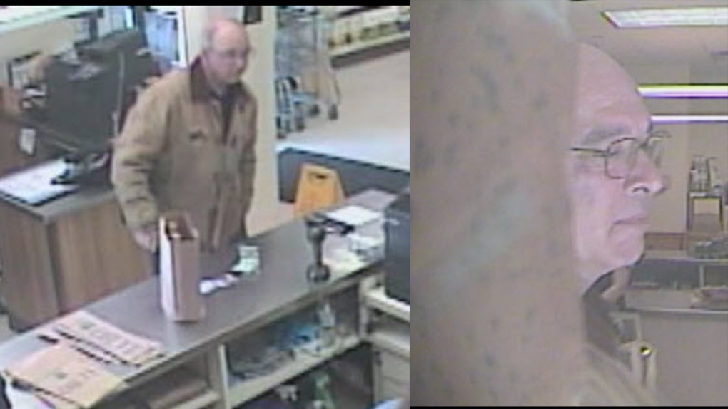 Suspect in a Stratford LCBO assault
