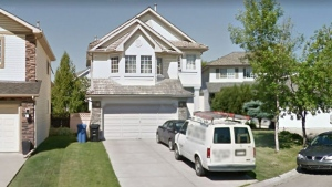 Health officials closed a business operating out of this home in the City of Calgary for a number of violations, including unsafe handling of food in the garage. (Google Maps)
