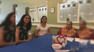 Tips on what to do if a relative is in a care home