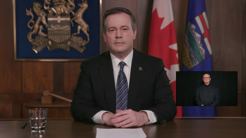 Jason Kenney Address