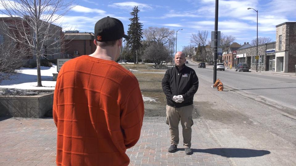 Former Sudbury inmate shares story