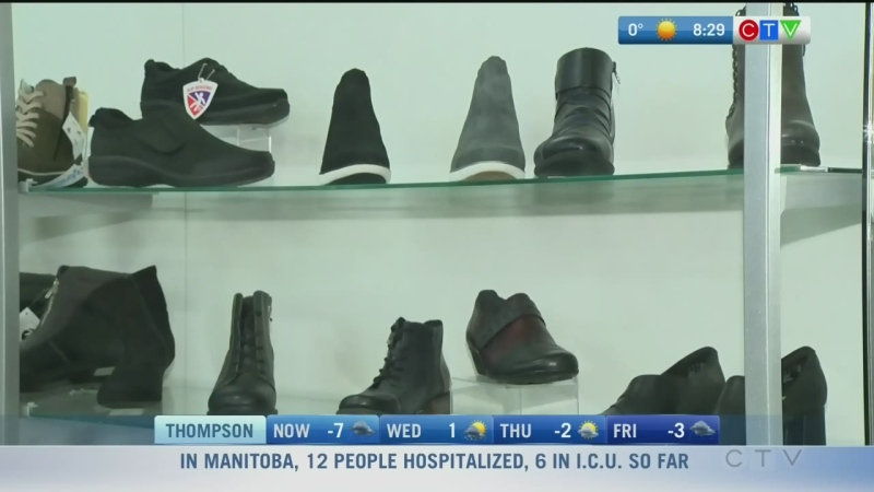 SPONSORED: Footwear for essential workers