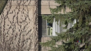 At least 105 people have tested positive for COVID-19 at a Laval seniors' home. Two nurses give us a sense of the situation.
