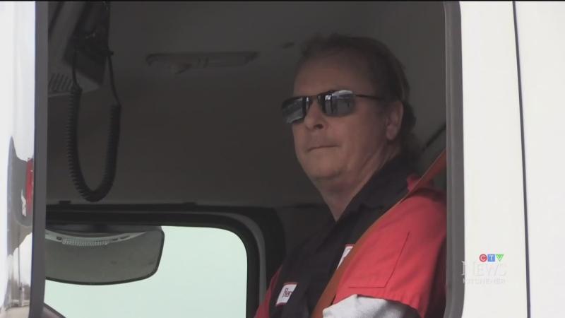 Transport drivers facing enormous pressure