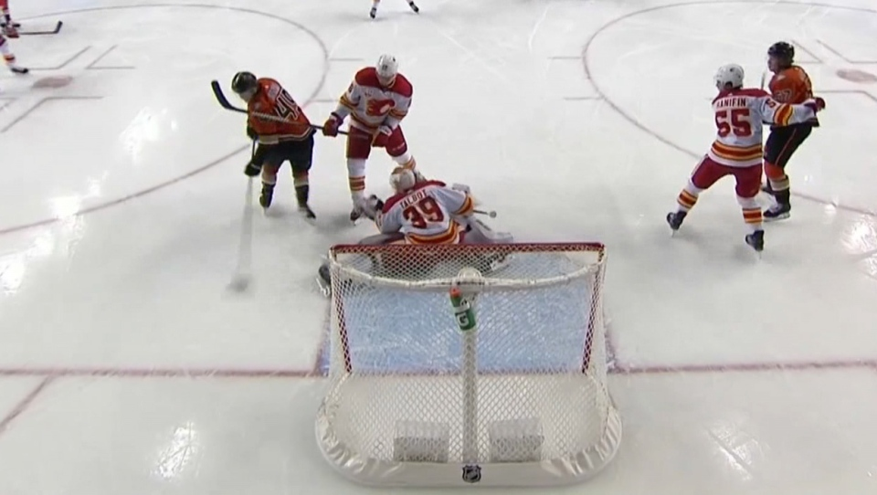 Cam Talbot, Flames