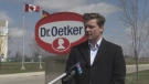 Marco Schmidt, Dr. Oetker executive VP, North America