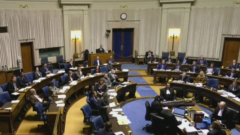 MLA's headed back to legislative assembly