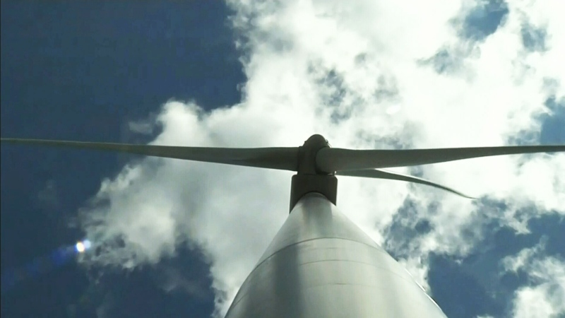 Assiniboia wind turbine project raises concerns