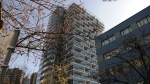 Westbank Corp high-rise in Vancouver's West End. There will be no rent reduction for tenant impacted by COVID-19.
