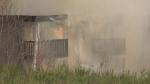 Mid-island fire displaces 86 tenants