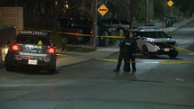 35-year-old man dead in Toronto shooting