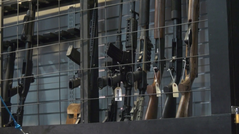 B.C. gun sales on the rise during pandemic