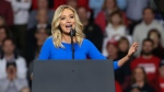 New White House press secretary Kayleigh McEnany repeatedly downplayed the threat of the coronavirus in comments made in February and March, CNN has found. (Scott W. Grau/Icon Sportswire/Getty Images)
