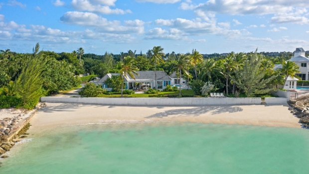 Diana's Bahamas vacation home is up for sale
