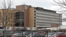 Detroit's Sinai-Grace Hospital has created overwhelming conditions, employees told CNN. (Carlos Osorio/AP)