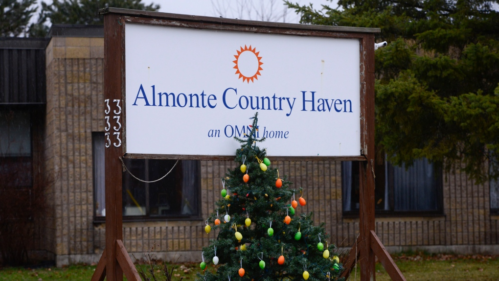 Two more deaths linked to COVID-19 at Almonte long-term care home