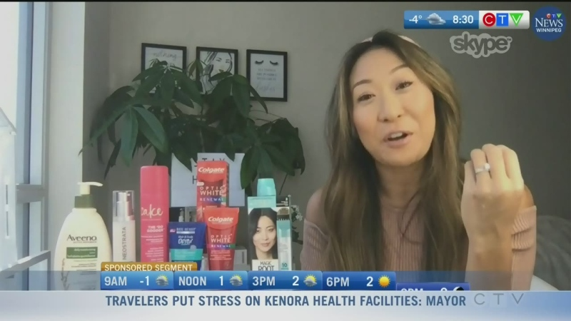 SPONSORED: Christine Cho's At-Home Beauty Tips