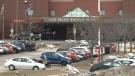 The Cape Breton Regional Hospital is seen in Sydney, N.S. on April 8, 2020.