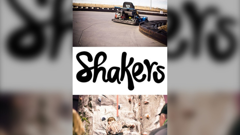 The owners of Shakers Family Fun Centre have announced the decision to permanently close the facility (file)
