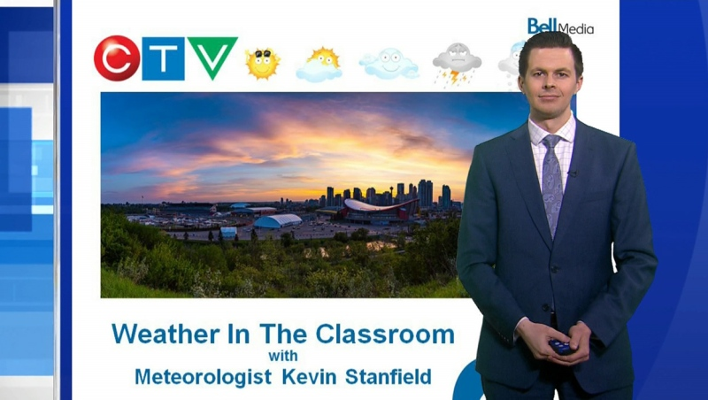 Kevin Stanfield, Weather in the Classroom