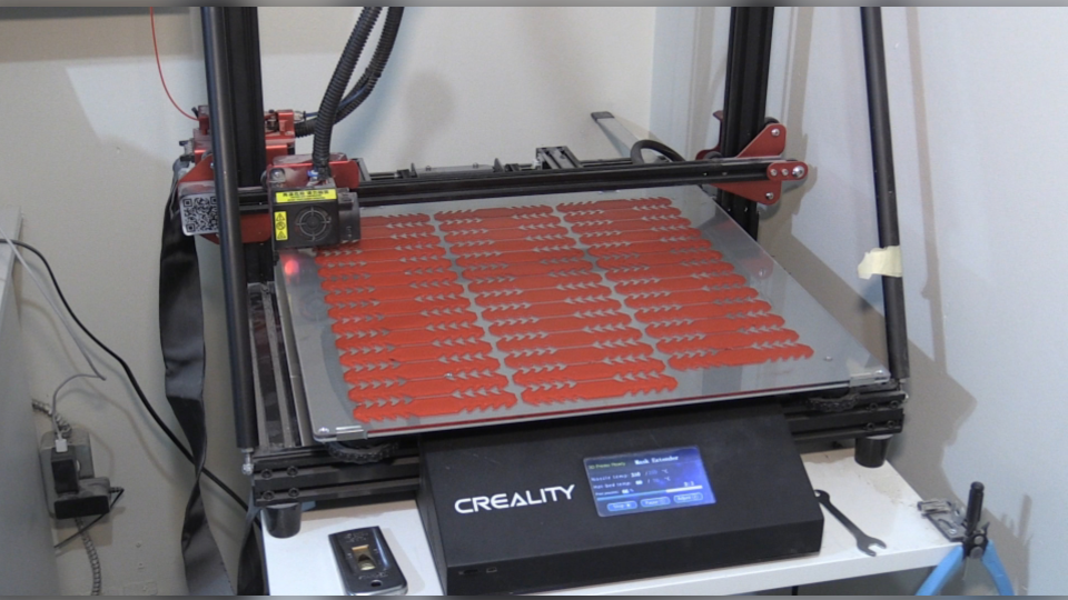 Hillcrest Cabinets 3D Printer