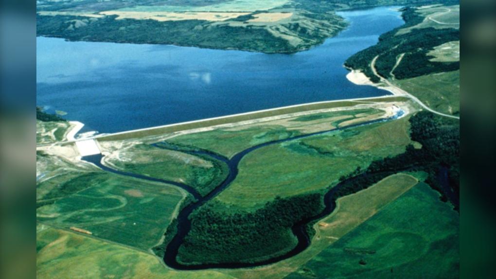 Shellmouth Reservoir