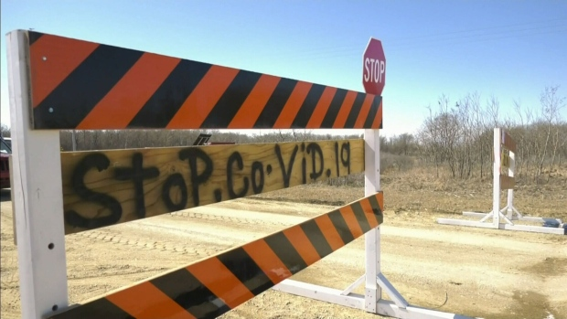 First Nations protect against COVID-19