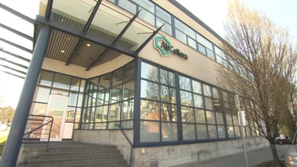 AbCellera Vancouver headquarters