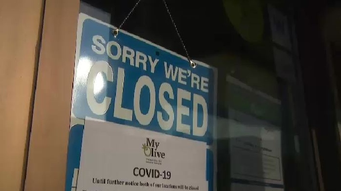Closed signs on businesses are a common sight around the Maritimes since a state of emergency was declared in March because of the COVID-19 pandemic.