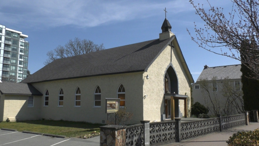 Our Lady of the Rosary Langford