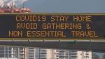 Travel warnings ignored ahead of long weekend