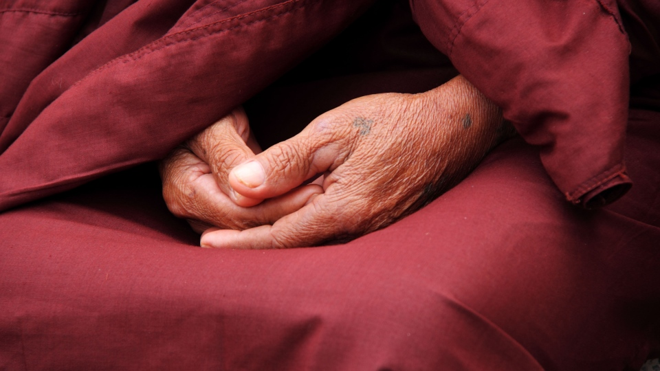 What a group of monks untouched by COVID-19 can teach us about turning isolation into opportunity. (Pexels)