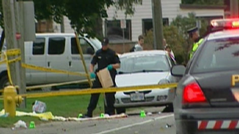 Brantford teens hit and run