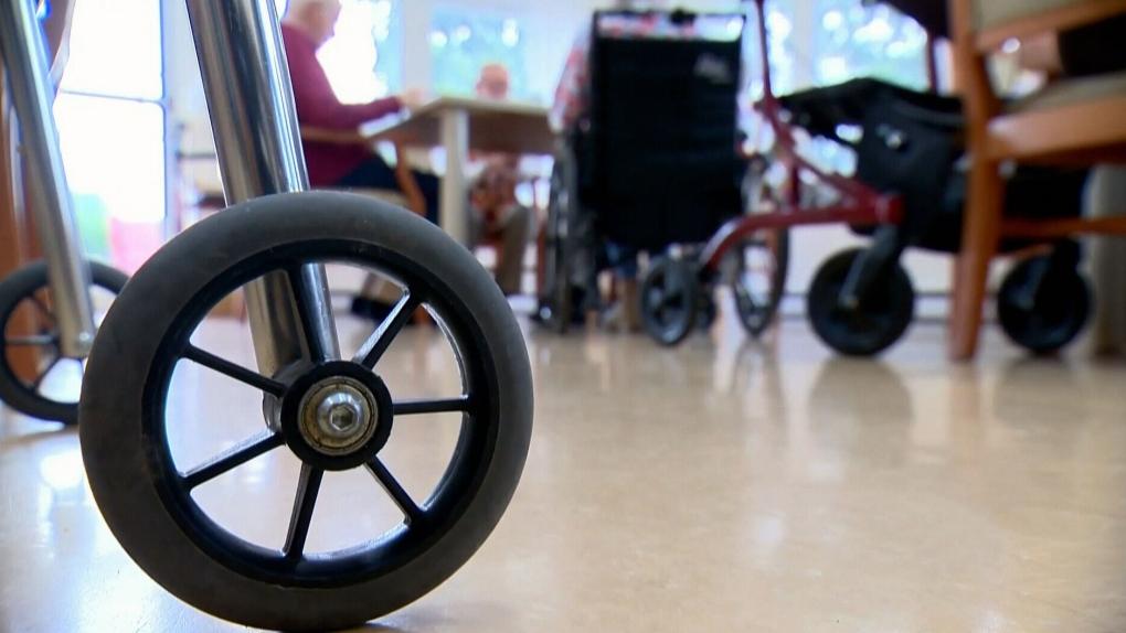 Quebec long-term care homes